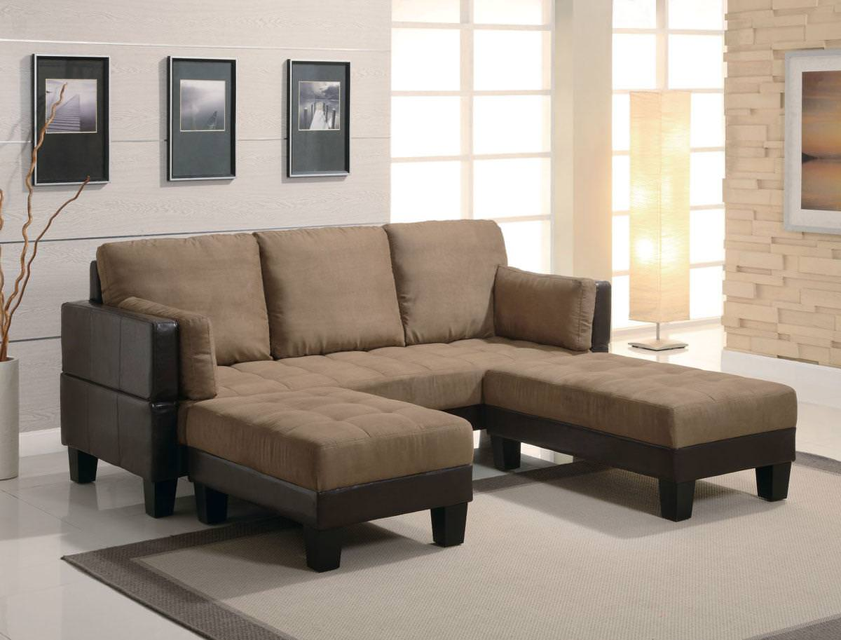 Lauren 3 Piece Sofa Bed Set In Brown By Coaster Fine Furniture