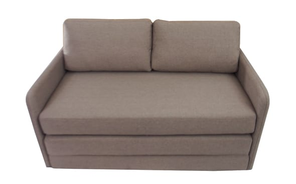 Phillip Light Brown Sofa Bed By New Spec