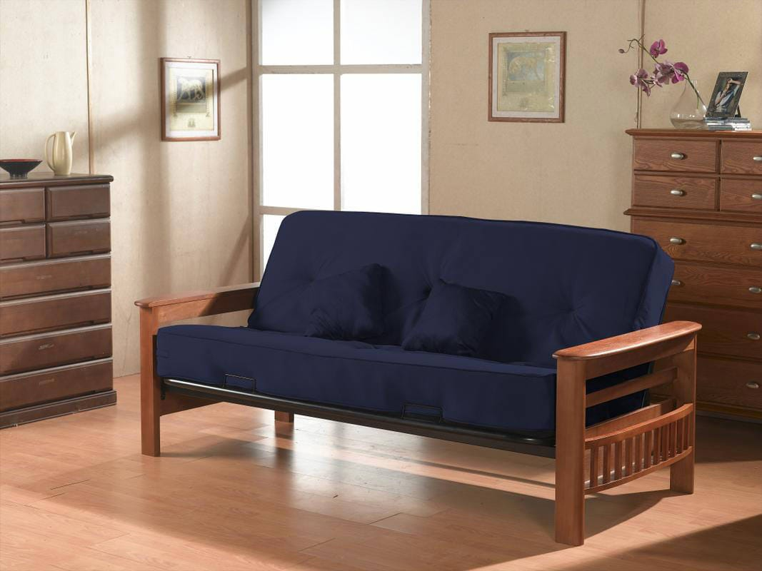Orlando Futon Set With Pillows By Primo International