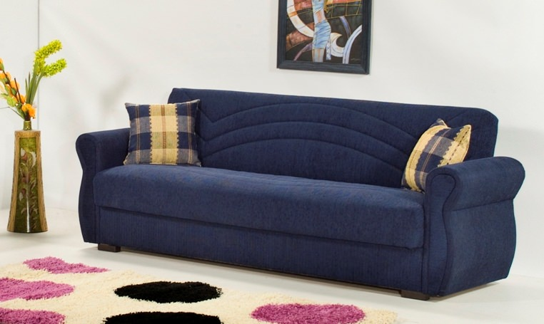 blue sofa bed hollywood midnight blue velvet sofa reviews