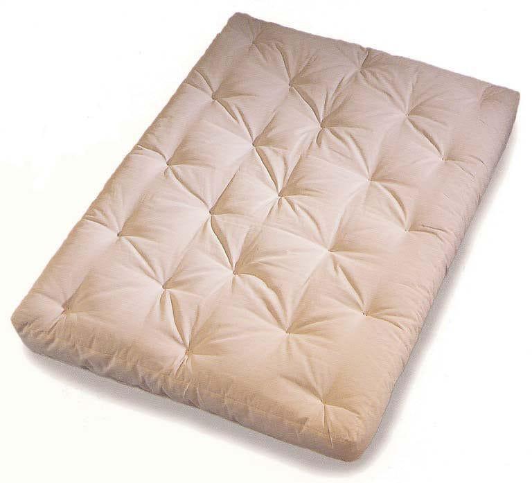 serta liberty 6 inch all cotton futon mattress by serta  serta by wolf corp  serta liberty 6 inch all cotton futon mattress by serta  rh   functionalfurniturenyc