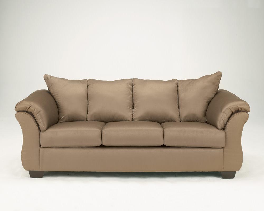 Darcy Mocha Sofa Sleeper Signature Design By Ashley Furniture (Signature  Design By Ashley)