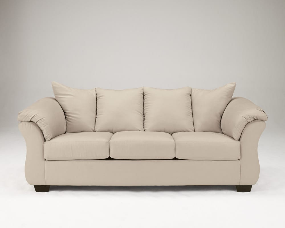 Darcy stone sofa signature design by ashley furniture for Signature furniture