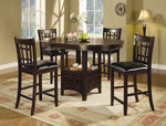 102888 5Pcs Dining Set by Coaster (Coaster Fine Furniture)