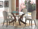 120361 5Pcs Dining Set by Coaster (Coaster Fine Furniture)