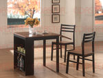 130015 3Pcs Dining Set by Coaster (Coaster Fine Furniture)