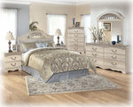 B196 Queen Bedroom Set Signature Design by Ashley Furniture (Signature Design by Ashley)