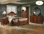 1385 Series Bedroom 5 Pc Set w/ Chest by Homelegance (Homelegance)